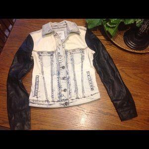 Buffalo David Bitton denim jacket size small